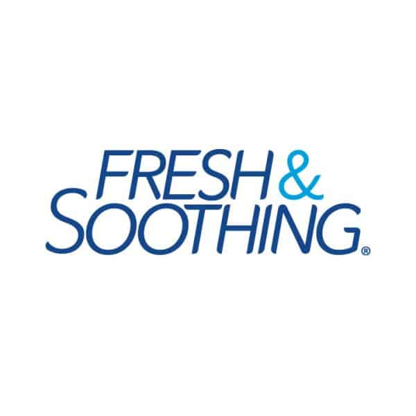 Fresh & Soothing Logo