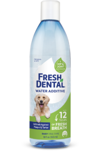 Naturel Promise Fresh Dental Water Additive For Dogs Plus Hip And Joint Supplements