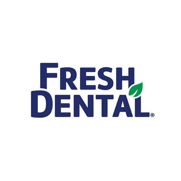 Naturel Promise Fresh Dental Logo Drop