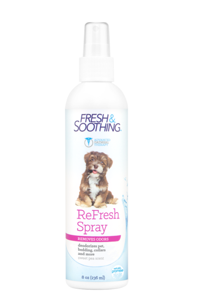 Naturel Promise Fresh & Soothing Refresh Deodorizing Spray for Dogs and Cats